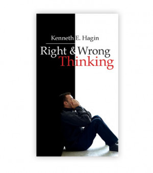 Right And Wrong Thinking (Book)