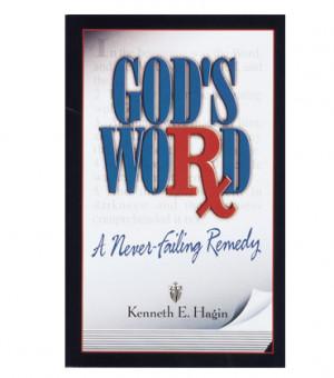 God's Word: A Never-Failing Remedy (Book)