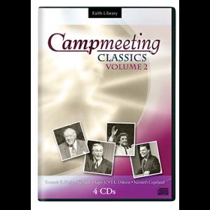 Campmeeting Classics Volume 2 (4 CDs)