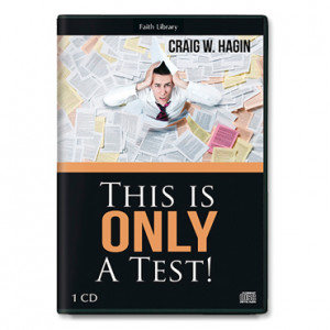 This Is Only a Test (1 CD)
