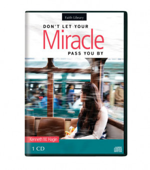Don't Let Your Miracle Pass You By (1 CD)