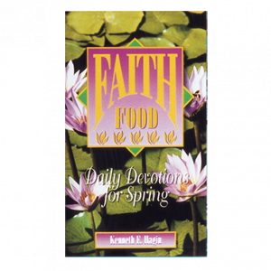 Faith Food For Spring (Book)