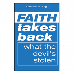 Faith Takes Back What the Devil's Stolen (mini book)