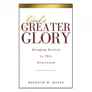 God's Greater Glory (Book)