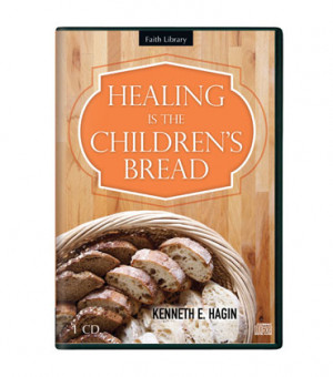 Healing Is the Children's Bread (1 CD)