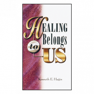 Healing Belongs To Us (Book)