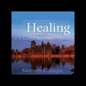 Healing Scriptures (1 CD)