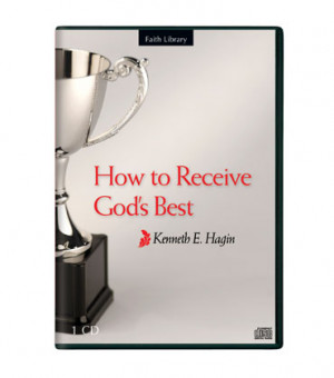 How To Receive God's Best (1 CD)