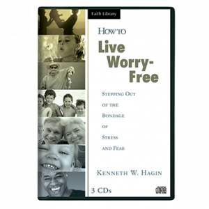 How To Live Worry Free (3 CDs)