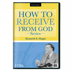 How To Receive From God Series (3 CDs)