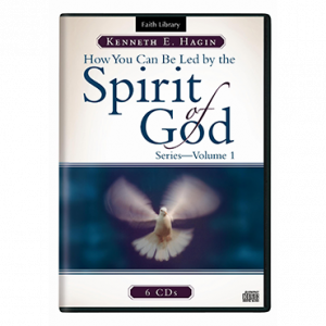 How You Can Be Led By Spirit of God Series - Volume 1 (6 CDs)