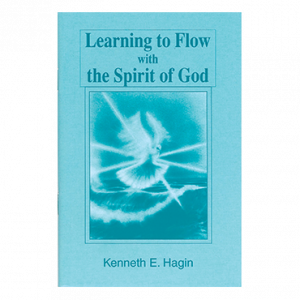 Learning To Flow With The Spirit Of God (Book)