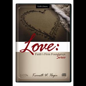 Love: Faith's Firm Foundation Series (3 CDs)