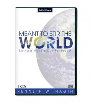 Meant to Stir the World (3 CDs)