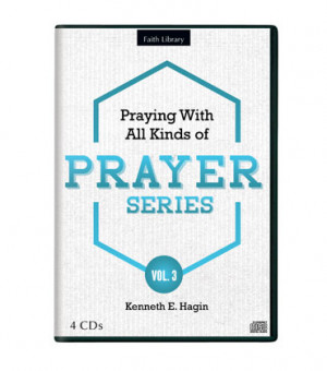 Praying With All Kinds of Prayer Series—Volume 3 (4 CDs)