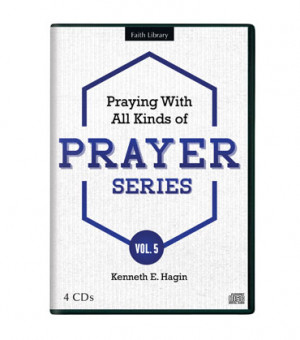Praying With All Kinds of Prayer Series—Volume 5 (4 CDs)