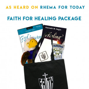 Faith for Healing Package
