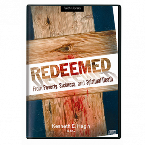 Redeemed from Poverty, Sickness, and Spiritual Death Series (3 CDs)