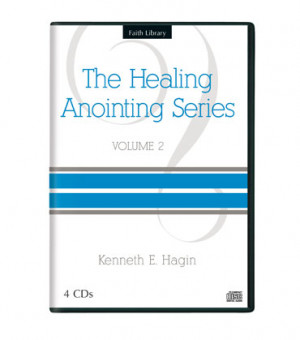 The Healing Anointing Series - Volume 2 (4 CDs)