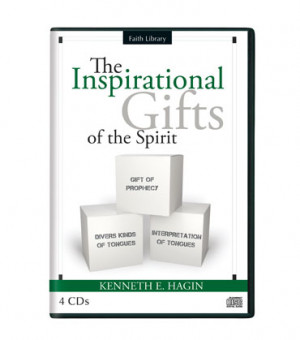 Spiritual Gifts: The Inspirational Gifts of the Spirit (4 CDs)