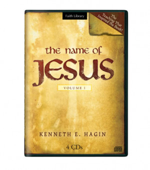 The Name Of Jesus Series-Volume 1 (4 CDs)