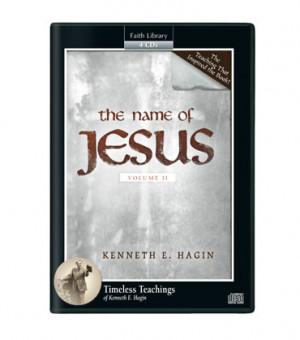 The Name Of Jesus Series-Volume 2 (4 CDs)