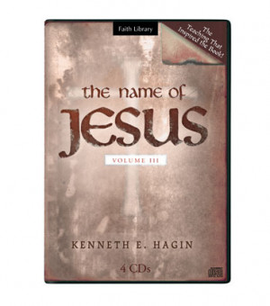 The Name Of Jesus Series Volume 3 (4 CDs)