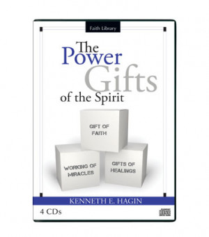 Spiritual Gifts: The Power Gifts of the Spirit (4 CDs)