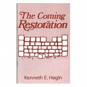 The Coming Restoration (Book)