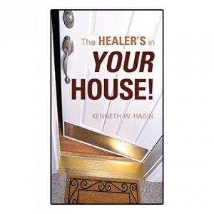 The Healer's in Your House! (Book)