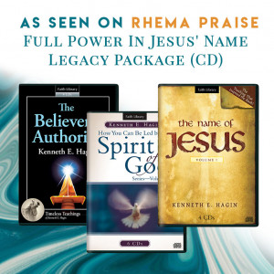 Full Power in Jesus' Name—Legacy Package (audio)