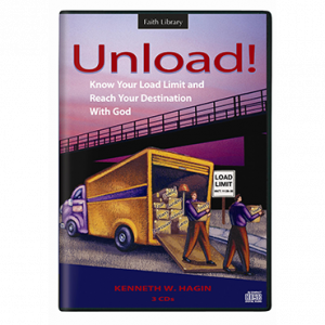 Unload! Know Your Load Limit And Reach Your Destination With God (3 CDs)
