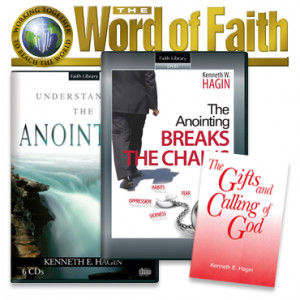 The Anointing Package (6 CDs, 1 DVD, 1 minibook)