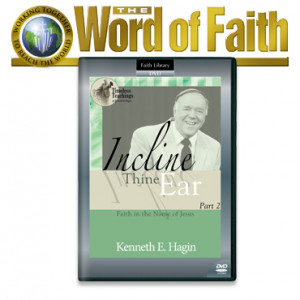 Incline Thine Ear—Part 2: Faith in the Name of Jesus (1 DVD)