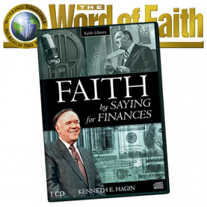 Faith by Saying for Finances (1 CD)
