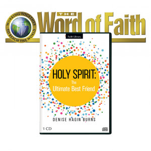 Holy Spirit: The Ultimate Best Friend