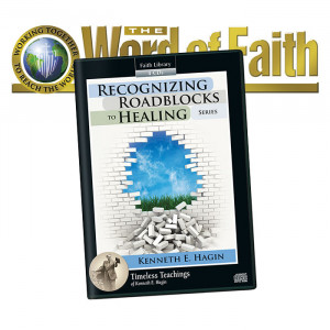 Recognizing Roadblocks to Healing Series