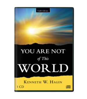 You Are Not of This World (1 CD)