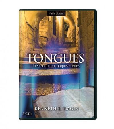 Tongues: Their Scriptural Purpose Series (3 CDs)